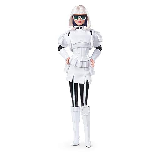 Barbie Collector, Muñeca de La Guerra de las Galaxias, Star Wars Storm Trooper (Mattel GLY29)