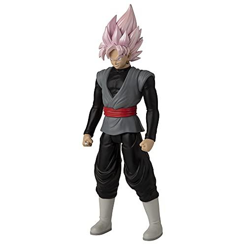 Figura Dragon Ball Serie Limit Breaker Goku Black Rose 30 cm