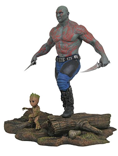 Marvel Groot, Multicolor, Talla única (Diamond Select Toys MAY172524)