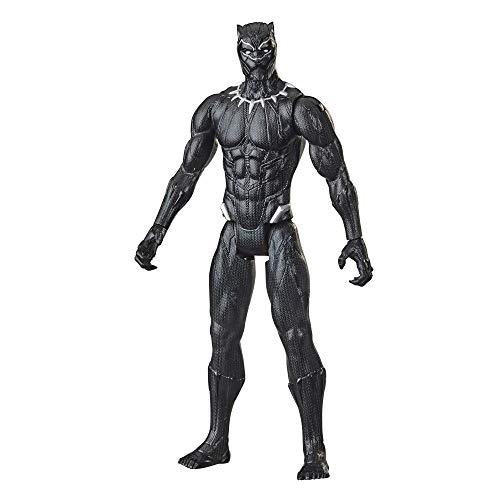 Marvel Avengers Titan Hero Series - Figura de acción de Pantera Negra de 30 cm, Edad: 4+