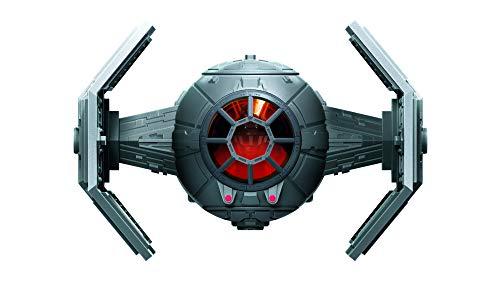 Star Wars Mission Fleet Stellar Class Darth Vader Tie Figura y vehículo avanzado, de 2,5 Pulgadas,...