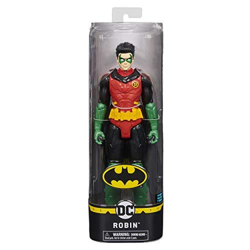 DC Comics Batman Robin - Figura de acción para niños de 30,5 cm en adelante