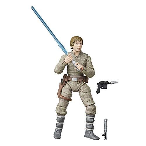 Star Wars The Vintage Figura De Luke Skywalker Bespin, Collection El Imperio Contraataca (Hasbro...