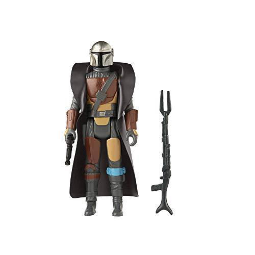 Star Wars Colección Retro Figura The Mandalorian (Hasbro F20195X0)