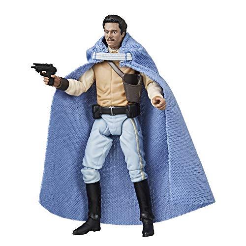 Star Wars The Vintage Figura del General Lando Calrissian, Collection El Retorno del Jedi (Hasbro...