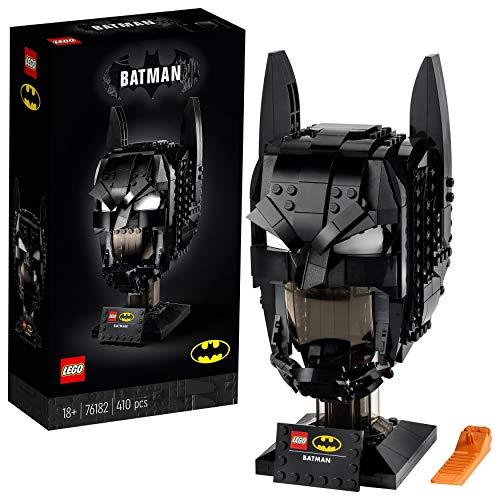 LEGO76182DCCapuchadeBatman,SuperHeroesMaquetaparaConstruirparaAdultos,Set...