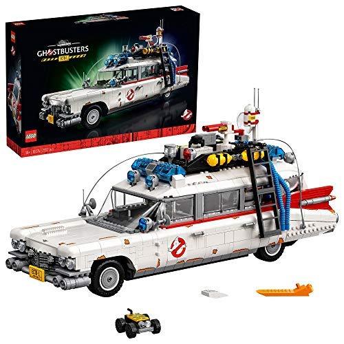 LEGO10274CreatorECTO-1delosCazafantasmasMaquetaGrandedeCochedeGhostbustersM...