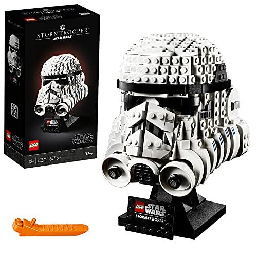 LEGO 75276 - Star Wars Casco de Soldado de Asalto, Set de Construcción para Adultos, Modelo de...