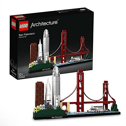 LEGO21043ArchitectureSkylineCollectionSanFrancisco,SetdeConstrucción,Modelode�...