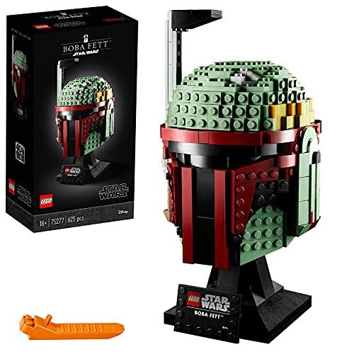 LEGO75277StarWarsCascodeBobaFettSetdeConstrucciónparaAdultosModelodeCo...
