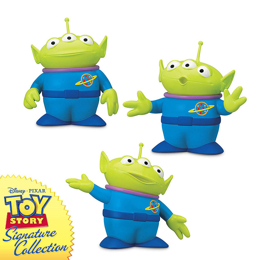 Muñecos de Aliens Toy Story Signature Collection