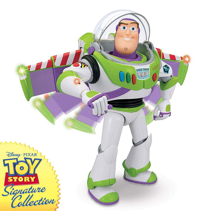 Muñeco de Buzz Lightyear realista Toy Story 2