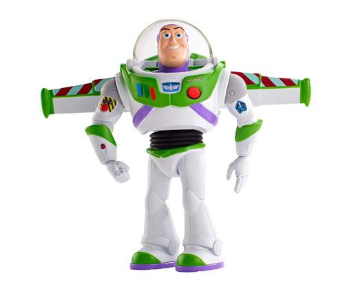 Muñeco Buzz Lightyear con luz y sonido Toy Story 4