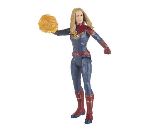 Muñeco de Captain Marvel Avengers Endgame