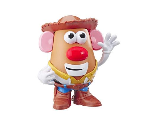 Cara de Papa Woody Toy Story 4