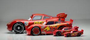 Escalas de autos de colección