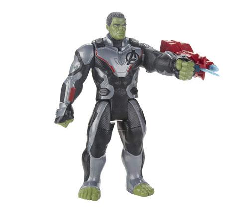 Muñeco de Hulk Titan Heroes Avengers Endgame