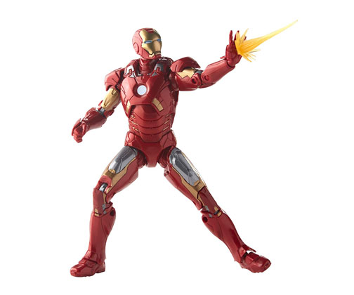 Muñeco Iron Man The First Ten Years