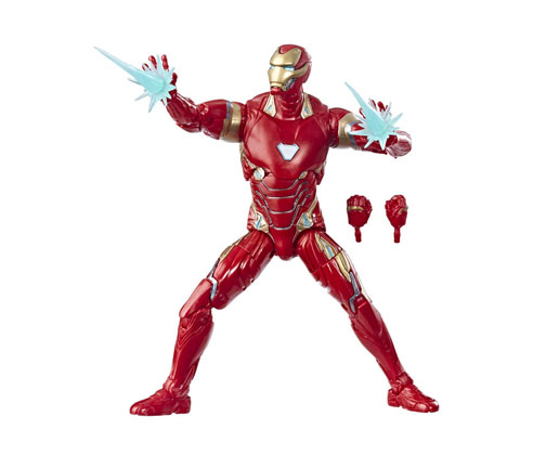 Muñeco de Iron Man Marvel Legends Infinity War