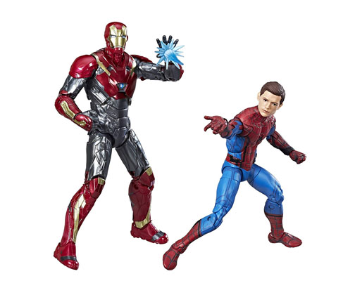 Muñeco Iron Man Spiderman Homecoming