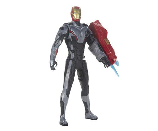 Muñeco de Iron Man Titan Hero Avengers Endgame