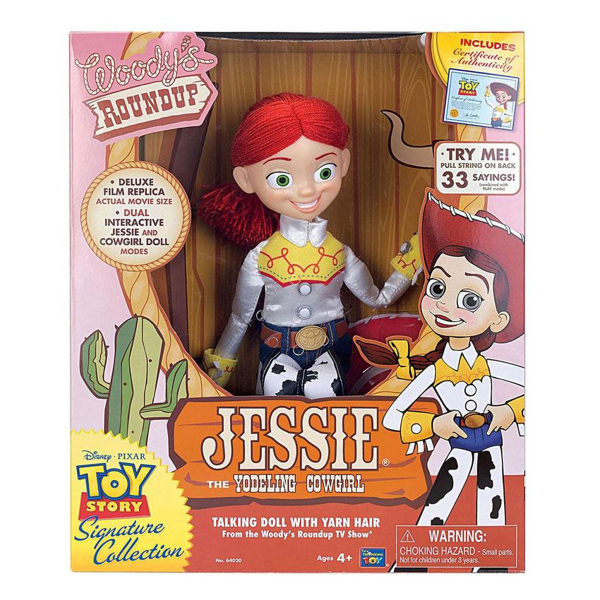 Muñeco de Jessie realista Toy Story