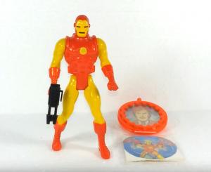 Muñeco de Iron Man Secret Wars
