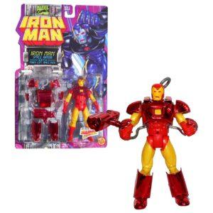 Muñeco de Iron Man Toy Biz
