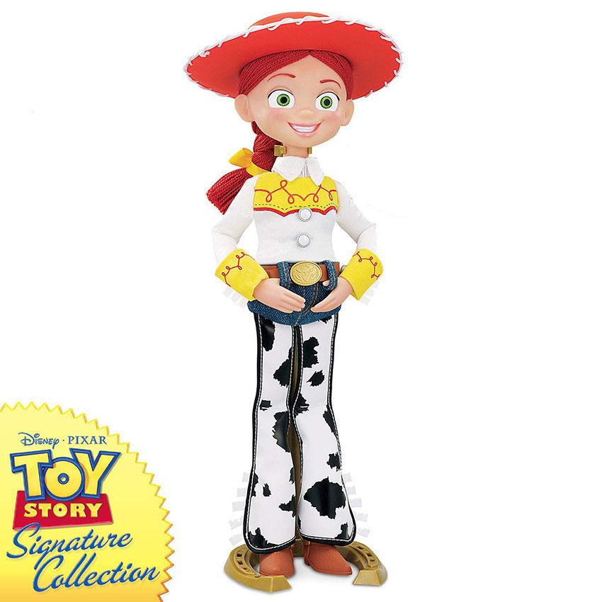 Muñeco de Jessie realista Toy Story 2