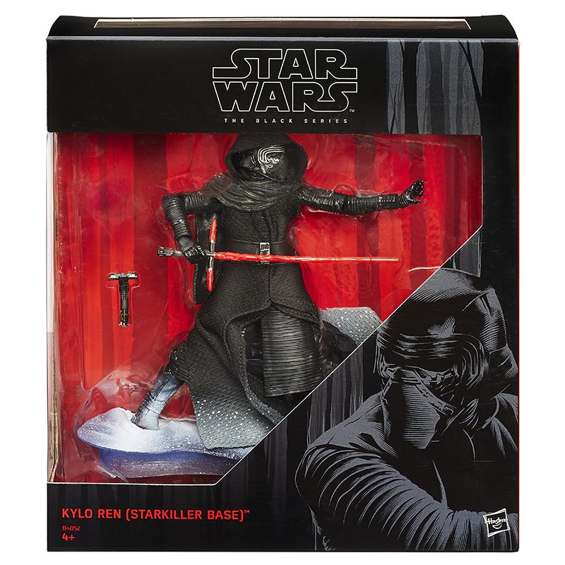 Muñeco de Kylo Ren de 6 pulgadas - Star Wars