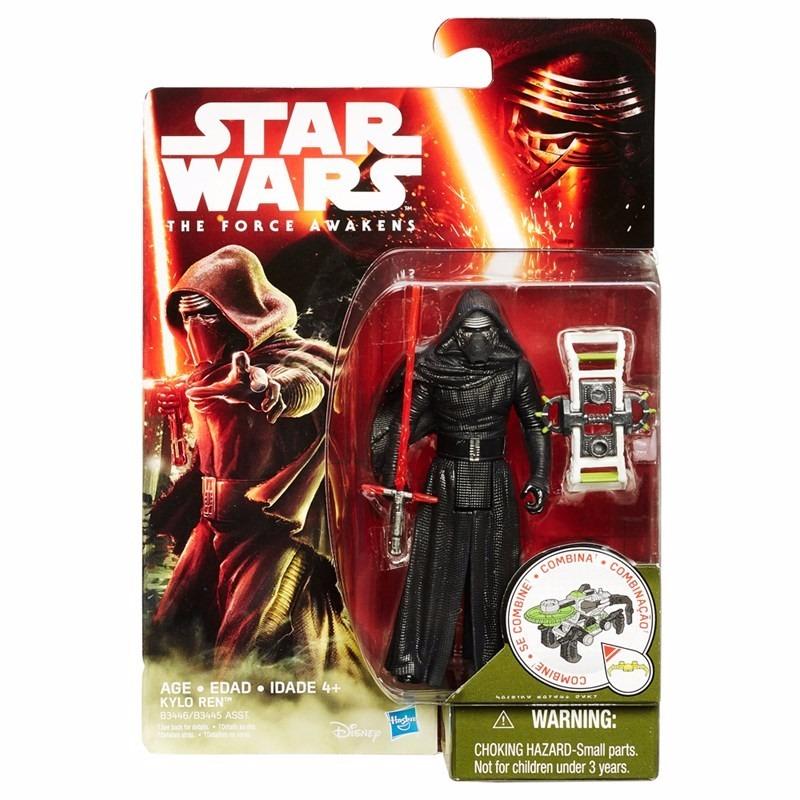 Muñeco de Kylo Ren de 3.75 pulgadas - Star Wars