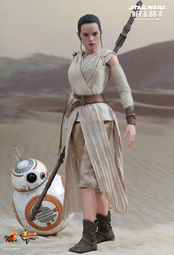 Muñeco de Rey Hot Toys - Star Wars