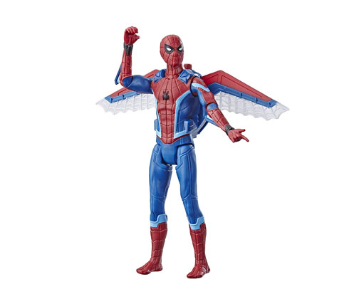Muñeco de Spider-Man Far From Home