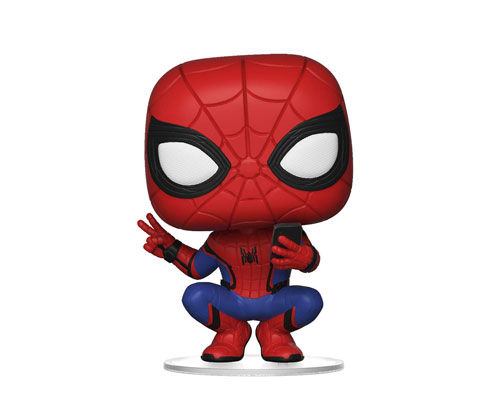 Muñeco de Spiderman Far From Home Funko