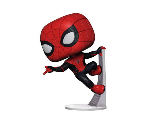 Muñeco de Spiderman Far From Home Funko 2
