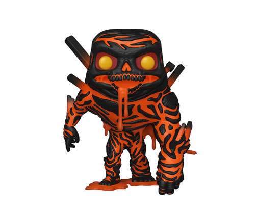 Muñeco de Spiderman Far From Home Funko Molten Man