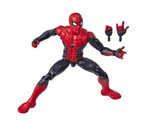 Muñeco de Spider-Man Far From Home de Marvel Legends
