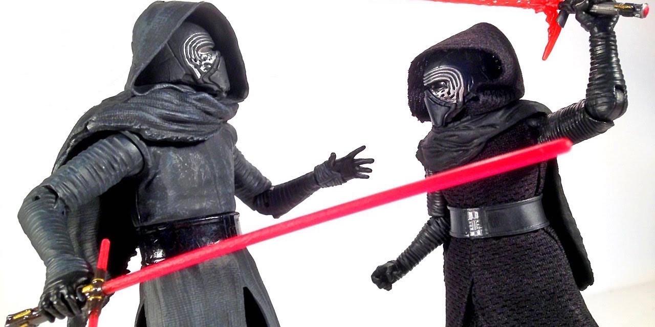 Muñecos de Kylo Ren – Star Wars
