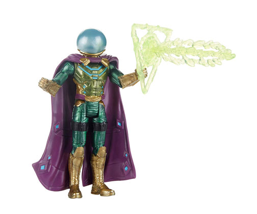 Muñeco de Spider-Man Far From Home Mysterio