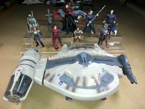 Muñecos de Star Wars Shadows of the Empire