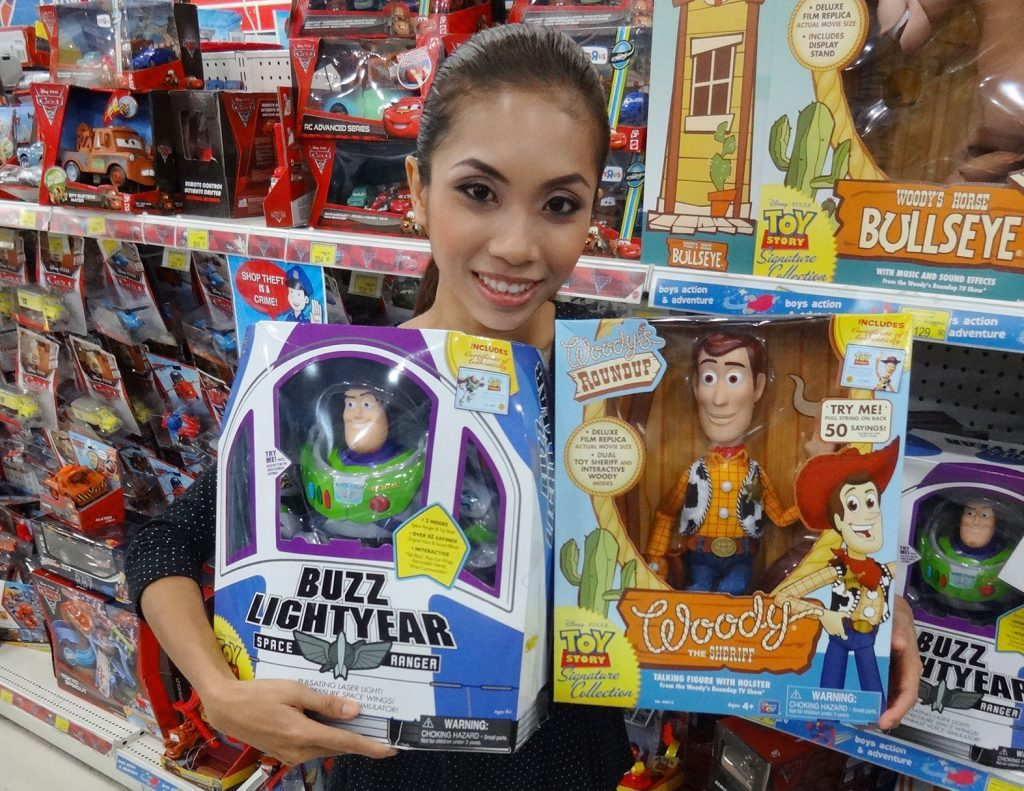 Muñecos Toy Story realistas Signature Collection