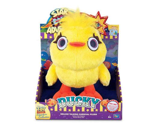 Peluche del patito Ducky Toy Story 4
