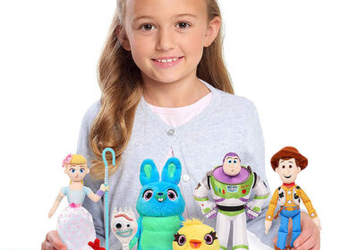 Peluches de Toy Story 4