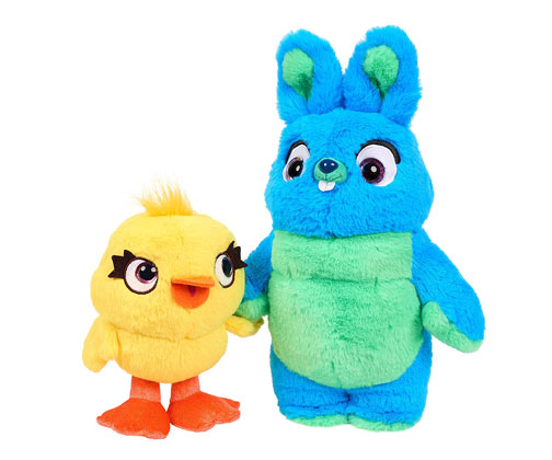 Peluches Ducky Bunny Toy Story 4