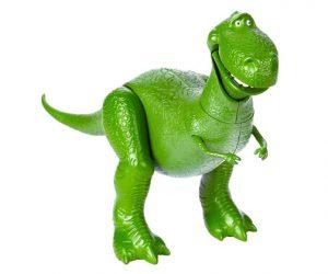 Muñeco de Rex Toy Story 4