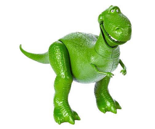 Rex Toy Story 4
