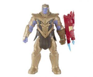 Muñeco de Thanos Titan Heroes Avengers Endgame