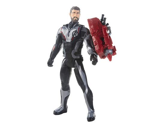 Muñeco Thor Titan Heroes Avengers Endgame