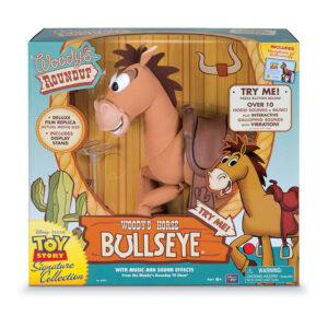 Muñeco de Bullseye Tiro al Blanco Toy Story Signature Collection