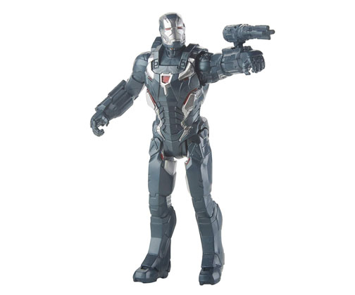 Muñeco de War Machine Avengers Endgame